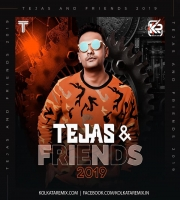 Tejas & Friends 2019 - The Album - Various Djs
