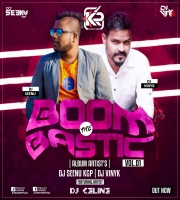 THE BOOMBASTIC VOL.1 - DJ SEENU KGP AND DJ VINYK
