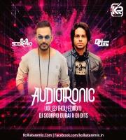 Audiotronic Vol.23 (Holi Edition) - DJ Scorpio Dubai And DJ Dits