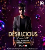 Desilicious 100 - DJ Shadow Dubai