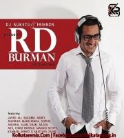 RD BURMAN REINVENTED - (2012) - DJ SUKETU