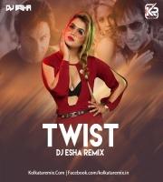Twist (Remix) - Love Aaj kal - DJ Esha