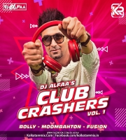 Club Crashers - Vol.1 - DJ Alfaa