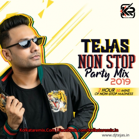 Non Stop Party Mix 2019 Dj Tejas Mp3 Song