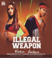 Illegal Weapon 2.0 Remix - (Extended) - Dj RawKing X Dj RawQueen