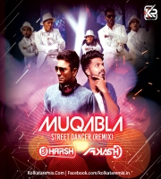 Muqabla - Street Dancer (Remix) Dj Harsh Bhutani And Dj Akash