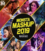 Monsta Mashup 2019 - Official Mashup - DJ Notorious - Zee Music