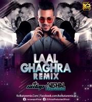 Laal Ghaghra (Remix) - DJ Swap & DJ Vishal Production