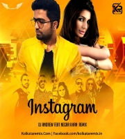 Instagram (Remix) - DJ Andrew feat Negar Khan
