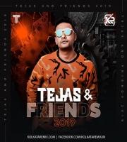 8 Lehnga - Jass Manak - Dj Tejas X Bollywood Brothers