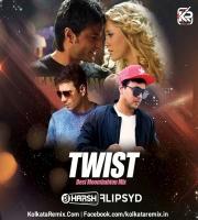 Twist ( Desi Moombahton Mix ) - DJ Harsh  Bhutani And DJ Flipsyd