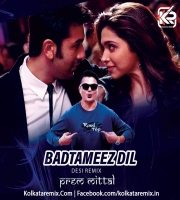 Badtameez Dil Desi (Remix) - Dj Prem Mittal