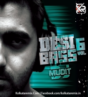 01.Mithi Mithi - Amrit Maan ft. Jasmine Sandless (Desi Bass Mix) - DJ Mudit Gulati