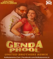GENDA PHOOL (BADSHAH) - UNITED BROTHERS REMIX
