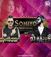 Soniyo ( Deep House Mix ) - DJ Vaggy , Dj Happy