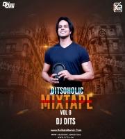DITSOHOLIC MIXTAPE VOL 9 - DJ DITS