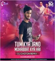Tum Kya Jano (Retro Dance Mix) - Dj Choton