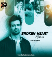 Bollywood Broken Heart Mashup - Dj Ronty