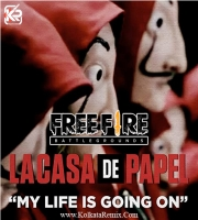 La casa de papel - My Life Is Going On (Free Fire Song)
