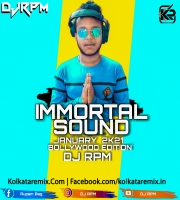 IMMORTAL SOUND JANUARY 2K21 BOLLYWOOD  REGGAETON  EDITION DJ RPM