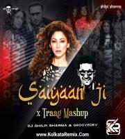 Saiyaan Ji X Paapi - Groovedev and DJ Shilpi Sharma
