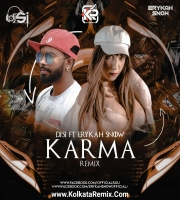 Karma - Erykah Snow - (Remix) - DJ Si