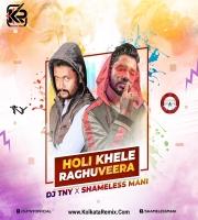 Holi Khele Raghuveera (Remix) - Dj TNY X SHAMELESS MANI