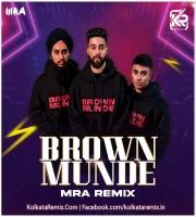 Brown Munde (Remix) - DJ MRA