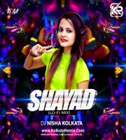 Shayad - Arijit Singh (Lofi Mix) - Dj Nisha