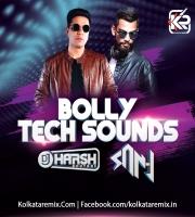 08.LAILA TECH - MASHUP DJ HARSH BHUTANI And DJ SAN J