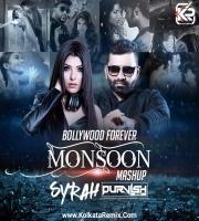 Monsoon Mashup 2021 - DJ Syrah and DJ Purvish