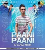 Paani Paani (Remix) - DJ Alfaa