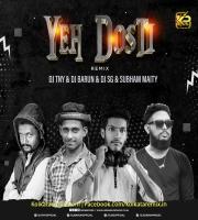 Yeh Dosti (Remix) - Dj TNY, DJ Barun, Dj SG And Subham Maity