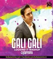 Gali Gali x Loosing It (Mashup) - DJ Amit B