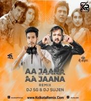 Aajana Aajana (Remix) - DJ SG x DJ Sujen