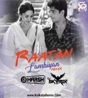 Raatan Lambiyan (Remix) - DJ Harsh Bhutani x DJ Skyyrex