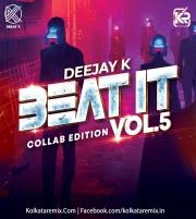 10.Jimmy Jimmy Aaja (Remix) - Disco Dancer - Deejay K And Dj Rink