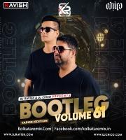 04.Dhagala Lagali (Tapori Mix) - DJ Ravish, DJ Chico N DJ Nikhil Z