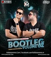 02.Lal Bagh Ke Raja - (Tapori Mix) -DJ Ravish, DJ Chico N DJ Nikhil Z