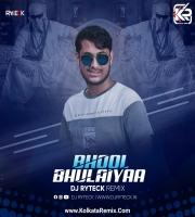 Bhool Bhulaiyaa (Remix) - DJ Ryteck